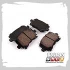 Колодки тормозные задние ATE 13.0460-2749.2, аналог 3AA698451