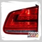 Фонарь задний внутренний светодиодный правый Тигуан 5N0945308A