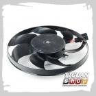 Вентилятор радиатора VDO A2C59511340, аналог 1K0959455ET