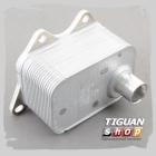 Радиатор масляный Тигуан 06J117021Q