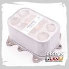 Маслянный радиатор Тигуан 03L117021C