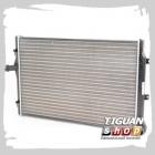 Радиатор охлаждения Nissens, 65281A, аналог 1K0121251EH