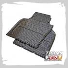 Коврики в салон передние резиновые для Volkswagen Tiguan 5N1061531A041