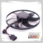 Вентилятор охлаждения двигателя Тигуан 1K0959455FR