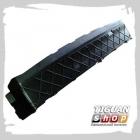 Воздуховод радиатора нижний 5N0121341A