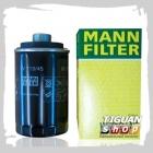 Фильтр масляный Mann W71945, аналог 06J115403Q