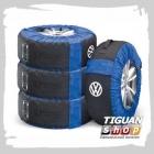 Комплект чехлов для хранения колесных дисков Тигуан 000073900