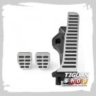 Накладки на педали Тигуан 5L1064200
