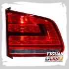 Фонарь задний внутренний светодиодный левый Тигуан 5N0945307
