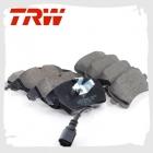 Комплект передних и задних колодок TRW для Тигуан