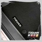 Коврики для салона передние текстильные Тигуан 5N1061276PWGK