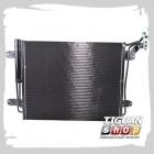 Радиатор кондиционера AVA, аналог 5N0820411E