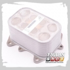 Маслянный радиатор Nissens, аналог 03L117021C